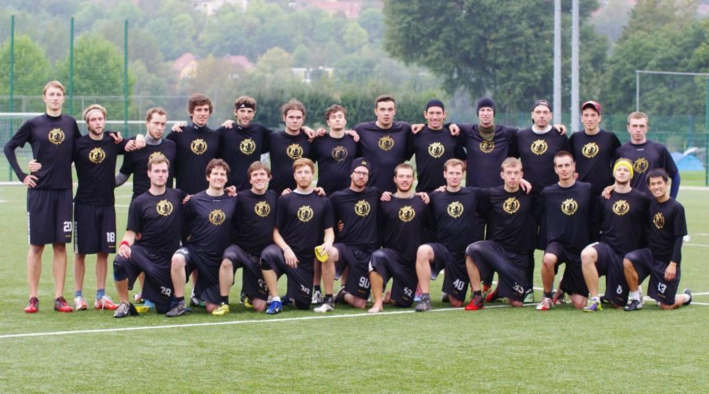 Open-Team 2014 auf der DM in Jena